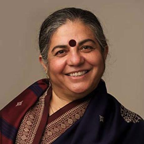 Vandana Shiva: da sempre avversa agli ogm, ha più volte addossato al cotone Bt la colpa dei suicidi in  India. Ma è davvero così? No...